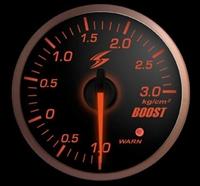 Изображение 60mm Давление наддува до 3 Bar (красная подсветка)
