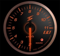 Изображение 60mm Температура выхлопа до 1100С (красная подсветка)