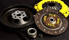 Изображение полный комплект сцепления с органическим диском 495 Нм и маховиком ProLite